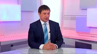 """Программа """"В центре внимания"""" интервью с Константином Волковым"""