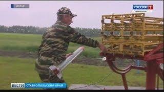 На Ставрополье выстраивают защиту от паводков и града