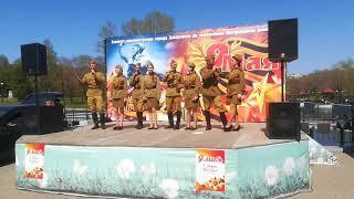 Хабаровск празднует День Победы