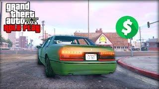 GTA 5 RP — КАК ЗАРАБОТАТЬ БАНДИТУ. ПОПАЛ В ДТП! (GTA 5 Role Play) [#20]