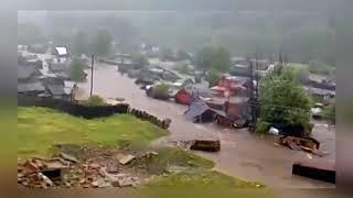 Забайкалье топит мост рушится лето 2018