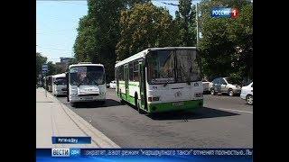 Власти Ростова: к осени число маршруток на улицах города сократится в два раза