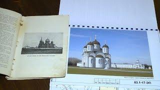 В дубовском монастыре хотят возродить храм