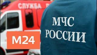 Пожар произошел в жилом доме на юго-востоке Москвы - Москва 24
