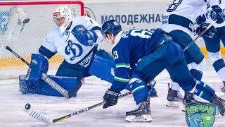 ХК «Югра» дважды уступила на домашнем льду питерским командам
