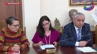 Премьер Дагестана провел совещание в Минкультуры республики