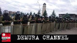 Бунт в Ингушетии: силовики перешли на сторону народа