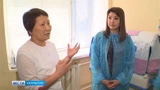 Детские медучреждения Калмыкии обеспечены современным высокотехнологичным оборудованием