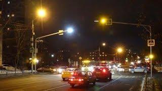 Пешеходные переходы в Когалыме дополнительно оборудуют светодиодами