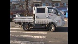 Обзор ДТП в Хабаровске (2- 4 ноября 2018 года). Mestoprotv