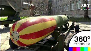 В дубненскую школу привезли новую ракету для музея