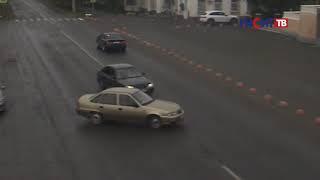 ДТП на ул. Ленина в Копейске
