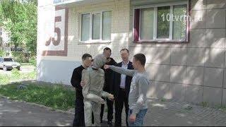 В суд направили дело по убийству на улице Ульянова