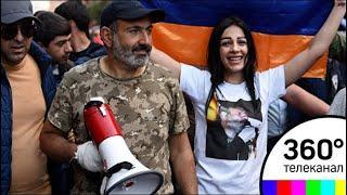 В Армении сегодня пройдут выборы премьер-министра