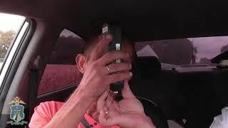 Пьяного водителя поймали на трассе в Изобильном