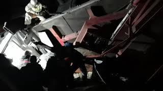 Упал мос в Воронежской области