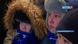 Общественность Якутии возложила венки к памятнику выдающегося ученого