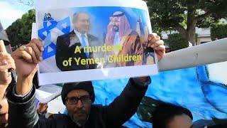 Тунис не рад приезду саудовского принца