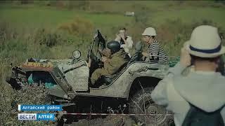 На территории игорной зоны «Сибирская монета» стартовал фестиваль «Короли бездорожья»