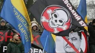 Тысячи сторонников Саакашвили в Киеве требуют отставки Порошенко