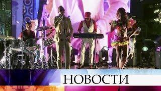 Москва с размахом продолжает отмечать День города.
