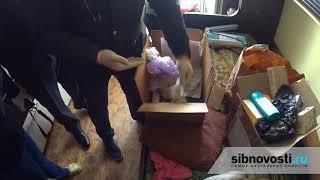 Несовершеннолетнего наркокурьера задержали новосибирские полицейские
