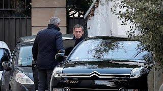 Саркози с возмущением отверг предъявленные обвинения