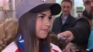 Алина Загитова рассказала о своей новой программе