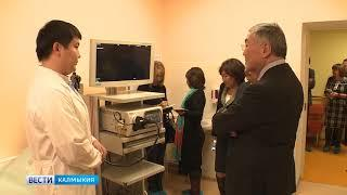 Стационарное отделение скорой медицинской помощи получает прописку в Элисте