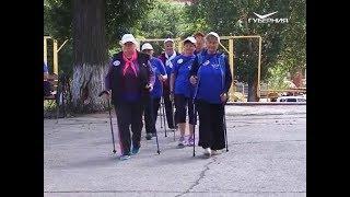 Секрет активного долголетия пенсионеров из Октябрьска
