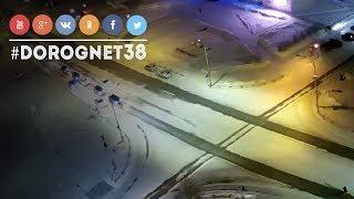 ДТП Мира - Димитрова [07.12.2018] Усть-Илимск