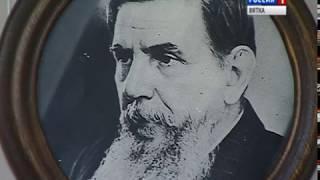 В Доме-музее Хохрякова кировчане могут познакомиться с работами художника Михаила Пикова(ГТРК Вятка)