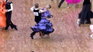 Всероссийские соревнования по танцевальному спорту прошли в Краснодаре