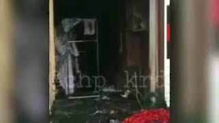 Магазин с гробами сожгли в Краснодаре! 24 марта