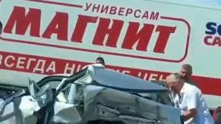 Авария на трасса Минеральные Воды-Ставрополь