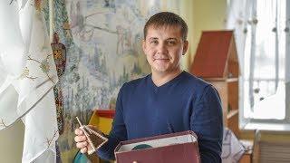 В детском саду Агана воспитывает малышей Дмитрий Функ