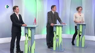 Дебаты с участием доверенных лиц кандидатов на должность Президента РФ. 27.02.18.
