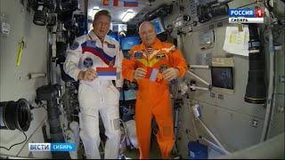 Космонавты с МКС обратились к участникам крупных международных учений спасателей в Бурятии