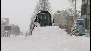 Югорчане оказались не готовы к снежной весне