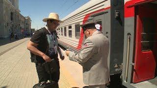 Цифры ЧМ-2018: на бесплатных поездах из Волгограда и обратно проехали более 18,5 тысяч человек