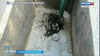 Ставрополец выкачал более 100 тонн нефти