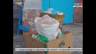 В  Чебоксарах в мусорном контейнере у дома по улице Богдана Хмельницкого обнаружили мертвую девочку-