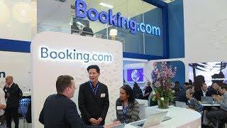 Запрет Booking.com в ответ на санкции? Фрагмент Ньюзтока RTVI