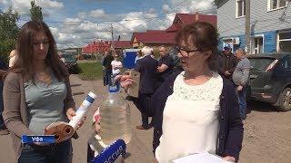 Жители посёлка Романовка в Уфе уже 10 лет ждут строительства водопровода