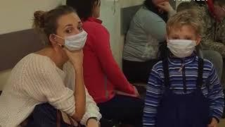 Эпидемический порог заболеваемости ОРВИ и гриппом в Самарской области превышен на 60,6%