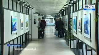 «Инновации и экология в перевалке угля»: на полях ВЭФ работает уникальная фотовыставка. 1