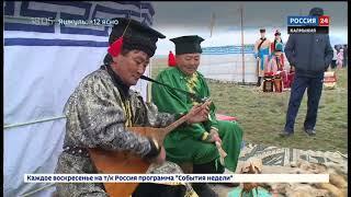 В Калмыкии прошел традиционный фестиваль тюльпанов