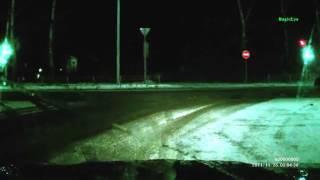 ДТП в Орле на перекрестке возле ТРЦ РИО
