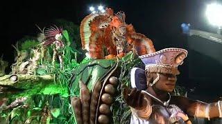 В Рио-де-Жанейро открылся карнавал
