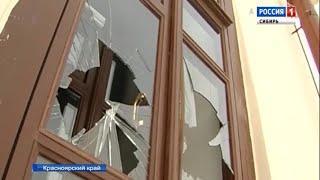 Три отреставрированных памятника архитектуры разгромили вандалы в Красноярске
